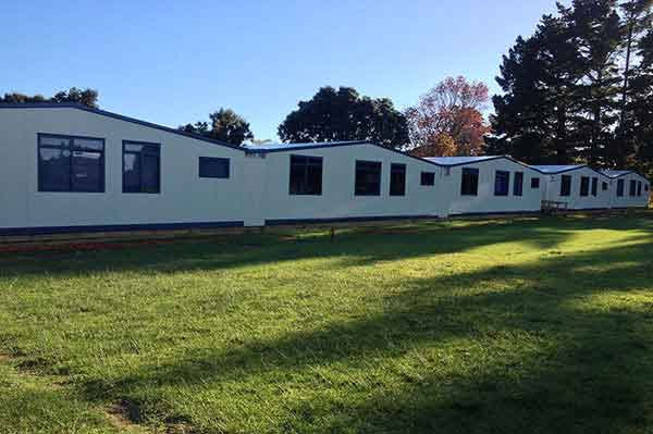 modcom portable classrooms for hire or sale
