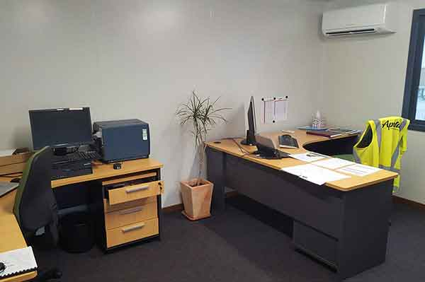 modcom portable office for hire or sale