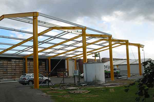 supermac industrial construction packhouse